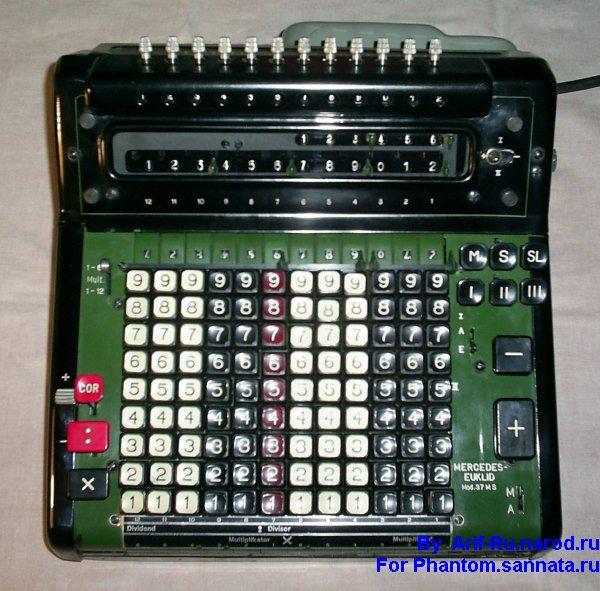 современных калькуляторов,