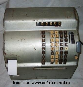Кассовый аппарат и складской учет на планшете